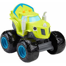 monster truck race track toys nickelodeon blaze and the monster machines flip u0026 race speedway