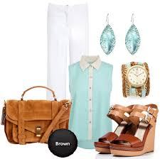 what to wear with brown shoes for women u2013 10 best brown shoes
