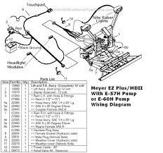 meyer wire diagram western snow plow wire diagram wiring diagrams