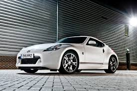 nissan 370z in snow nissan celebrates racing heritage 40 years of sale in uk with