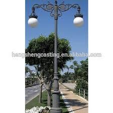spain cast iron decorative pole ornamental pole manufacturer