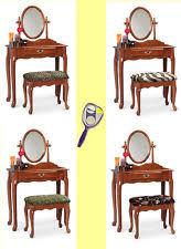 Oak Bedroom Vanity Oak Bedroom Vanities U0026 Makeup Tables Ebay