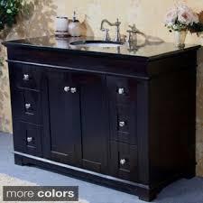 marvellous 48 inch black bathroom vanity photos best idea home