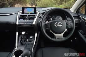 lexus rx dashboard should you buy a 2015 lexus nx 200t video performancedrive