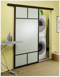stackable sliding doors to delineate rooms these frosted glass