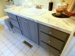 what are builder grade cabinets made of builder grade vanity makeover master bath progress sweet parrish