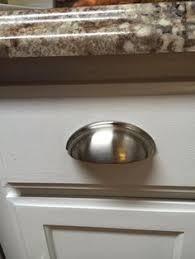 amazon brushed nickel cabinet knobs cosmas 783sn satin nickel cabinet hardware bin cup drawer handle