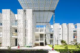 nakâra residential hotel jacques ferrier architectures archdaily