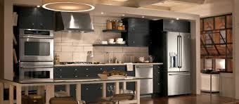 kitchens with black appliances ideas e2 80 94 kitchen trends image awesome black wooden cabinet with grey stainless kitchen lorena r papa has 0 subscribed credited from