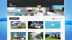 Real Estate Websites Templates Wordpress by Review Demo Real Homes Wordpress Real Estate Theme Youtube