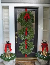 christmas door decorations 56 stunning christmas front door décor ideas family net