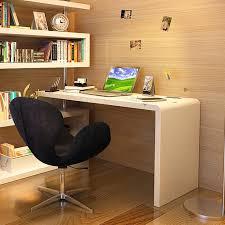 Modern Computer Desk Bellas Modern Computer Desk With Hutch Reviews Allmodern
