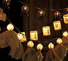 happy halloween string lights pottery barn
