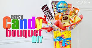 candy bouquets candy bouquets how to s easy diy gift idea the bewitchin