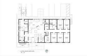 Row House Floor Plan by Greek Row Gets Facelift