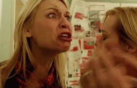 Crying Face Meme - claire danes doesn apos t care about apos homeland apos carrie cry