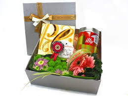 food gift sets florist gift set flower and food gift brithday gift 18