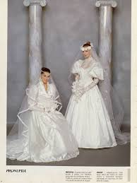 Pronuptia Wedding Dresses Pronuptia 1985 Hiver платье романтический стиль Pinterest