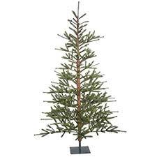amazon com vickerman unlit bed rock pine tree artificial