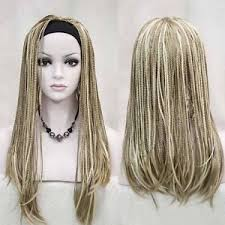 braided hair headband ombre braided wig cornrows hair