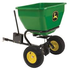 John Deere Home Decor by John Deere Pull Behind Spreaders Riding Mower U0026 Tractor