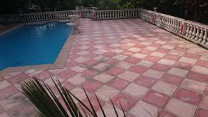 plage de piscine rénovation d u0027une plage de piscine mougins méditerranée constructions