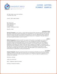 Business Letter Template With Subject Line Personal Formal Letter