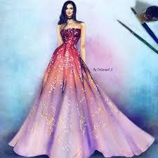 design dresses vedi la foto di instagram di zoljargal e piace a 1 527 persone