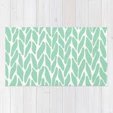 Mint Rug 98 Best Rugs Images On Pinterest Triangles Abstract Lines And