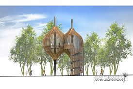 Treehouse Nz The Polish Treehouse Pacific Environments Nz Ltd Architects