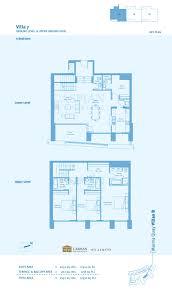 marina quays villas floor plans