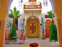 chambres d hotes marrakech chambres d hôtes à marrakech iha 77527
