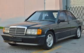 dogleg 5 speed driver 1986 mercedes benz 190e 2 3 16 bring a