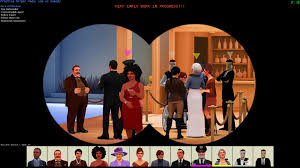 spyparty a subtle game about human behavior