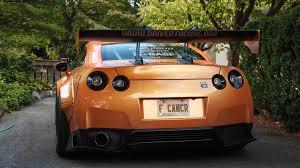 Nissan Gtr Horsepower - f cancr a 700 horsepower liberty walk gt r with a message