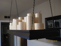 Candle Chandelier Pottery Barn Frugal Home Ideas Pb Knock Candle Chandelier