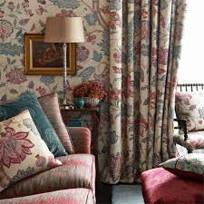 Jacquard Wallpaper Living Room Zoffany Luxury Fabric And Wallpaper Design Products British