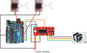 arduino tutorial how to use an h bridge with control a you