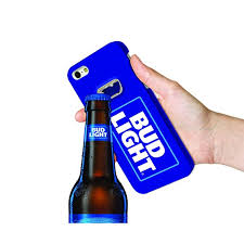 bud light beer box hat amazon com bud light bottle opener case for apple iphone 6 6s beer