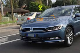 volkswagen australia india bound 2016 vw passat spied ahead of launch australia