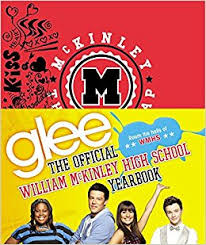 high school yearbook reprints glee the official william mckinley high school yearbook debra
