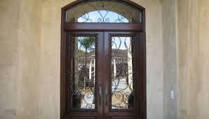 Custom Size Exterior Doors Decorative Wrought Iron Entry Doors Orange County Ca Custom