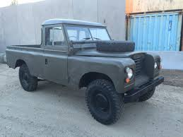 land rover truck for sale 1973 land rover 109 pick up truck rare for sale in santa clarita