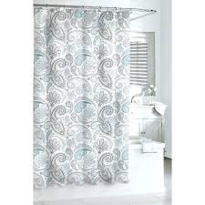Gray And Turquoise Curtains Teal And Gray Shower Curtain Shower Curtain Coral Aqua Grey Shower