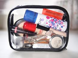 22 best cosmetic bag clear makeup bag images on pinterest makeup