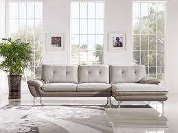 Fabric Sectional Sofa With Recliner by Living Room Mb Grey Fabric Sectional Sofa Darby Modern Set