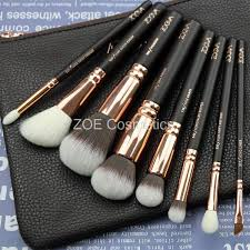 aliexpress buy new arrival 10pcs silver gold reviewsnew arrival zoeva 8pcs makeup brushes professional