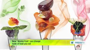 cuisine chagne aroma fork can change the taste of the food you eat