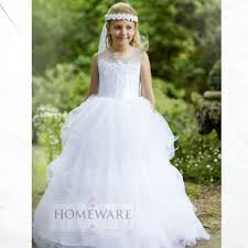 designer communion dresses holy communion dresses bridesmaid wedding flower girl dress