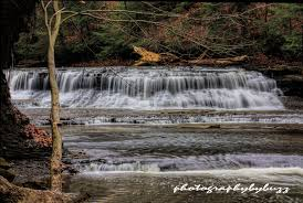 Ohio Waterfalls Map by Elevation Of Chagrin Falls Oh Usa Maplogs